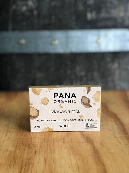 Pana Organic - Macadamia Chocolate, 45g