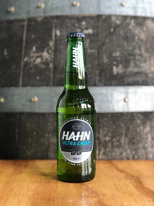 Hahn Ultra Crisp bottles, 330mL