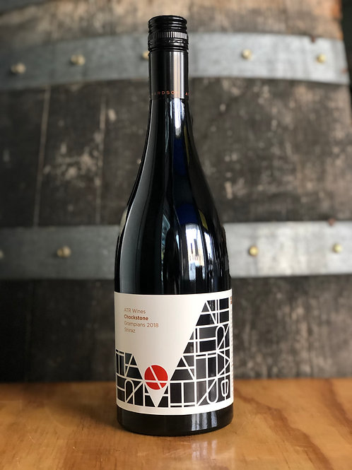 Chockstone Shiraz, 2018, Grampians by ATR Wines, 750mL