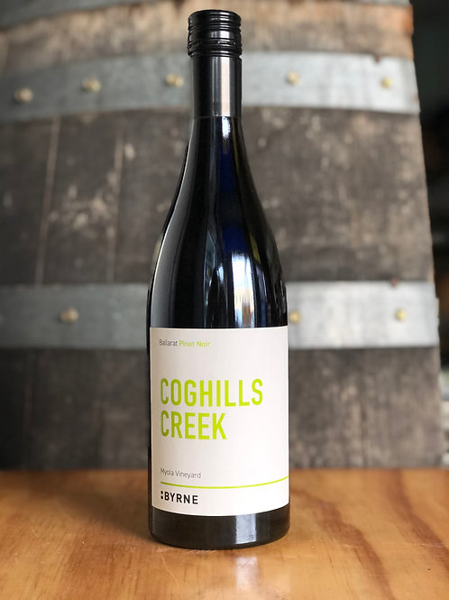 Byrne - Coghills Creek Pinot Noir 2017, 750mL