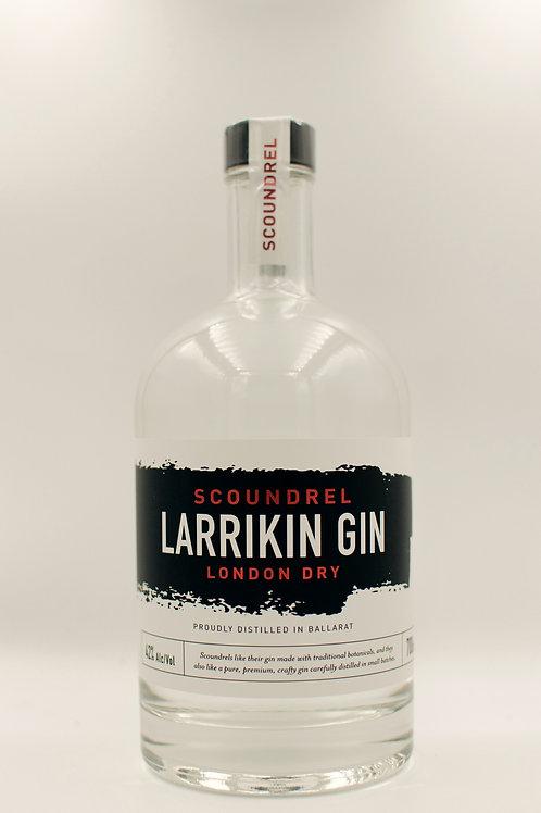 Larrikin London Dry Gin 700mL