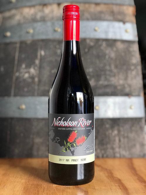 Nicholson River - East Gippsland NR Pinot Noir 2017, 750mL