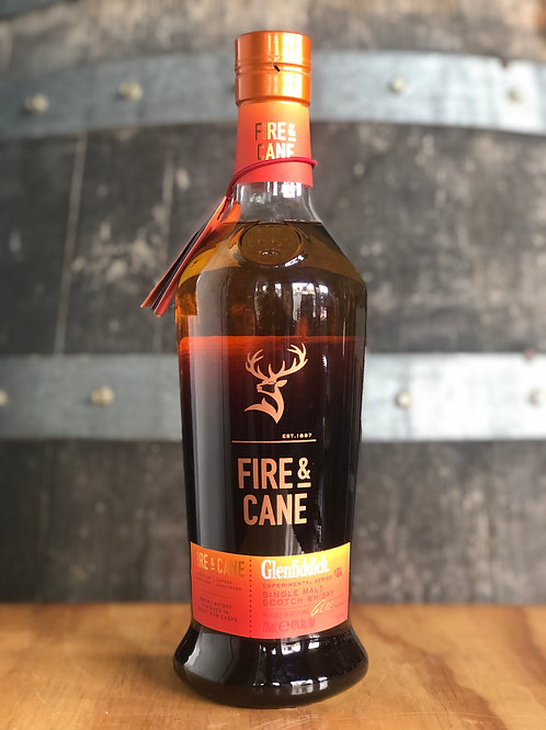 Glenfiddich - Fire & Cane Single Malt Scotch Whisky, 700mL