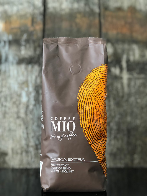 Coffee Mio - Moka Extra / Perfect Roast / Superior Blend / 500g