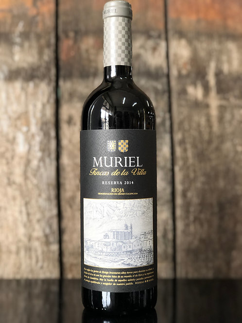 Muriel Reserva Rioja 2014 750ml