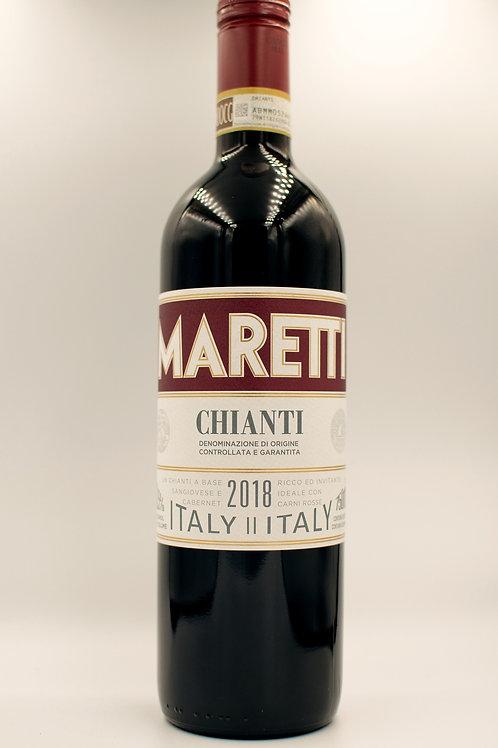 Maretti Chianti 2018 750mL