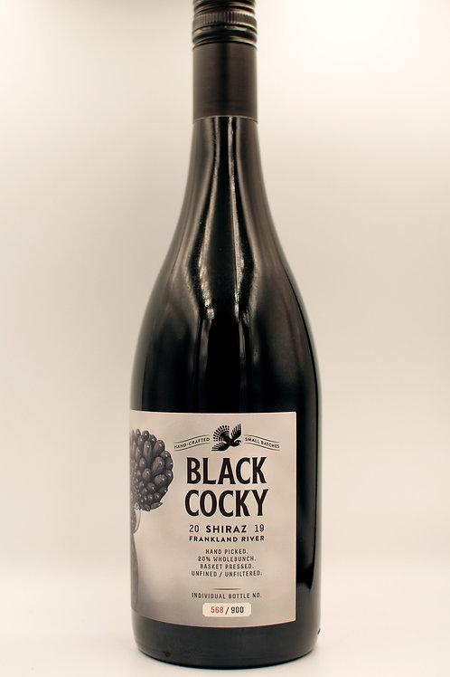 Black Cocky Shiraz 2019 750mL