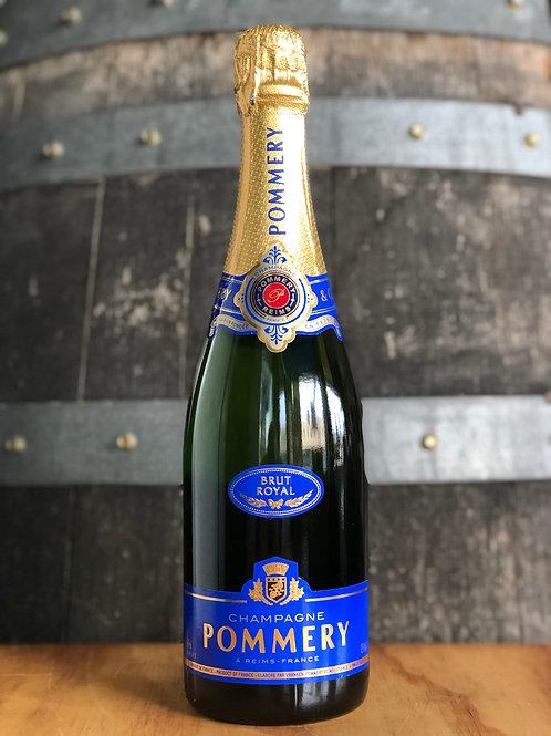 Champagne Pommery, Brut Royal Non Vintage, 750mL