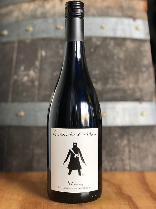 Wanted Man - Shiraz, Heathcote 2013, 750mL