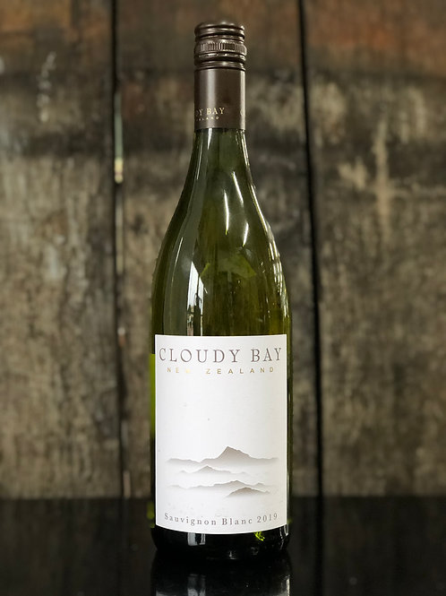 Cloudy Bay New Zealand, Sauvignon Blanc, 2019 750mL