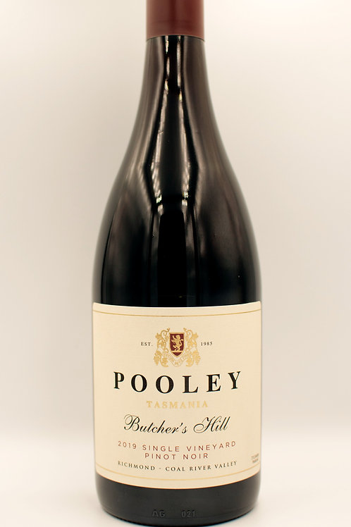 Pooley Butchers Hill Pinot Noir 2019