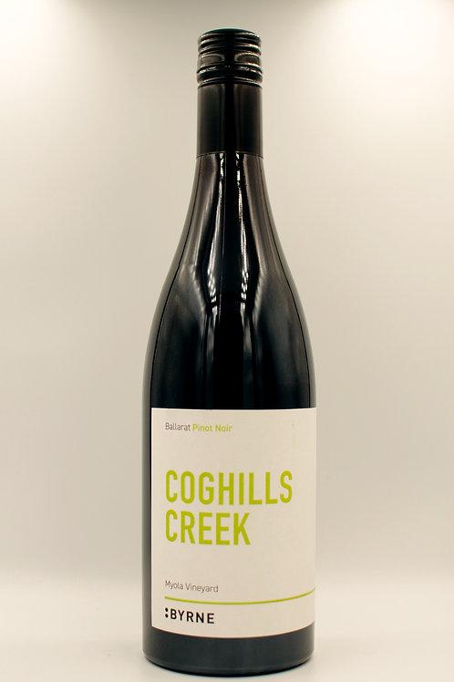 Byrne Coghills Creek Pinot Noir 2017 750mL