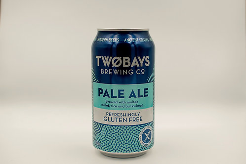 Two Bays Pale Ale Cans 375mL