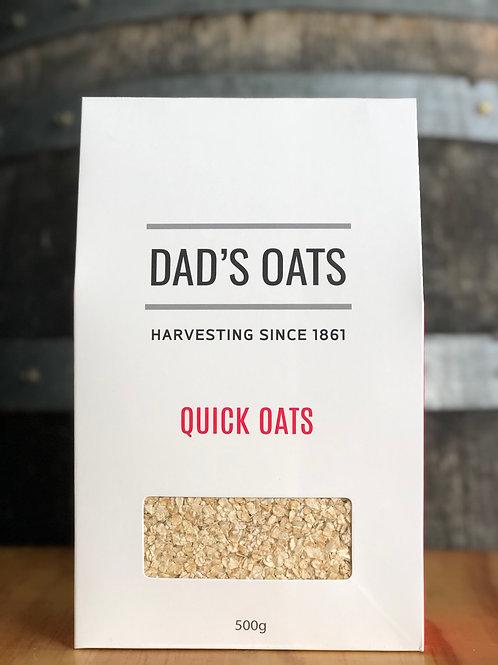 Dad's Oats - Quick Oats 500g
