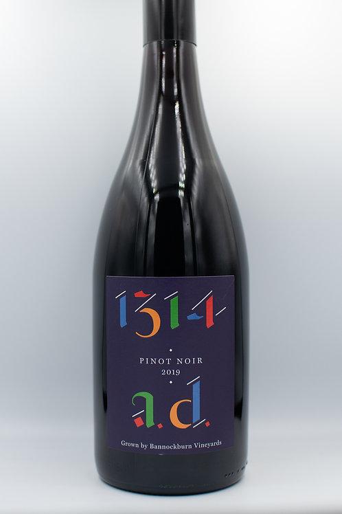 Bannockburn 1314 Pinot Noir 2020 750mL
