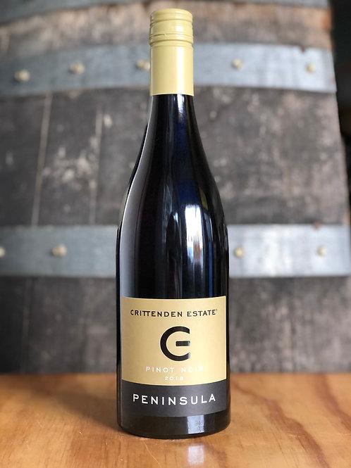 """Crittenden Estate - """"Peninsula"""" Pinot Noir 2018, 750mL"""