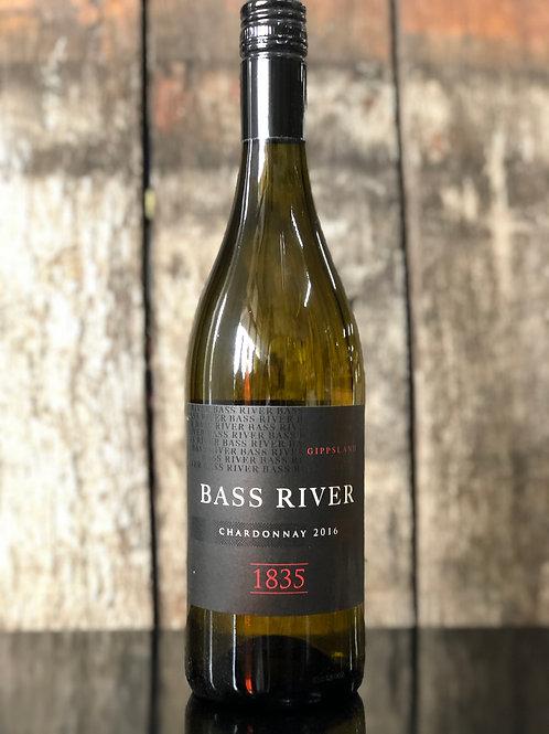Bass River Chardonnay, Gippsland 2016 750mL