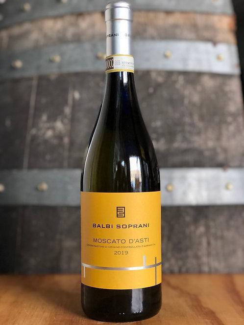 Balbi Soprani - Moscato D'Asti DOCG 2019, 750mL