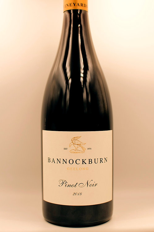 Bannockburn Pinot Noir 2018 750mL