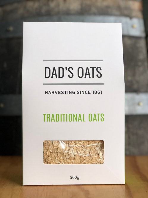 Dad's Oats - Traditional Oats, 500g