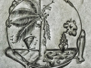 'Karika Inaomatam b'a rikiraken tamaroan abam' by Katuatetang Ritimati
