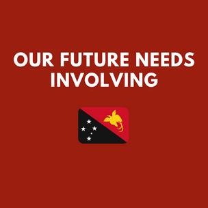 'Our Future Needs Involving' by Lillian Tounokon