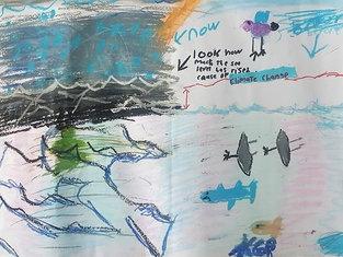 'The Ocean Keeps Rising' by Ava Wheatley