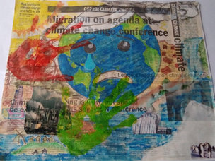 'Freedom for our Rights to Save our World' by Iona Margaret Janet Baura