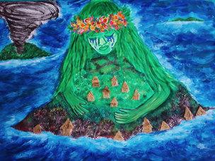 'Vanishing Islands' by Rachna Anjani Lal