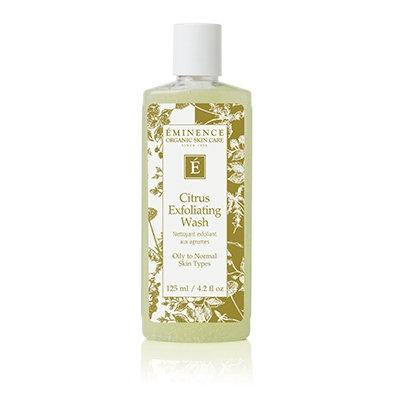 Eminence Organics Citrus Exfoliating Wash (Normal - Oily)