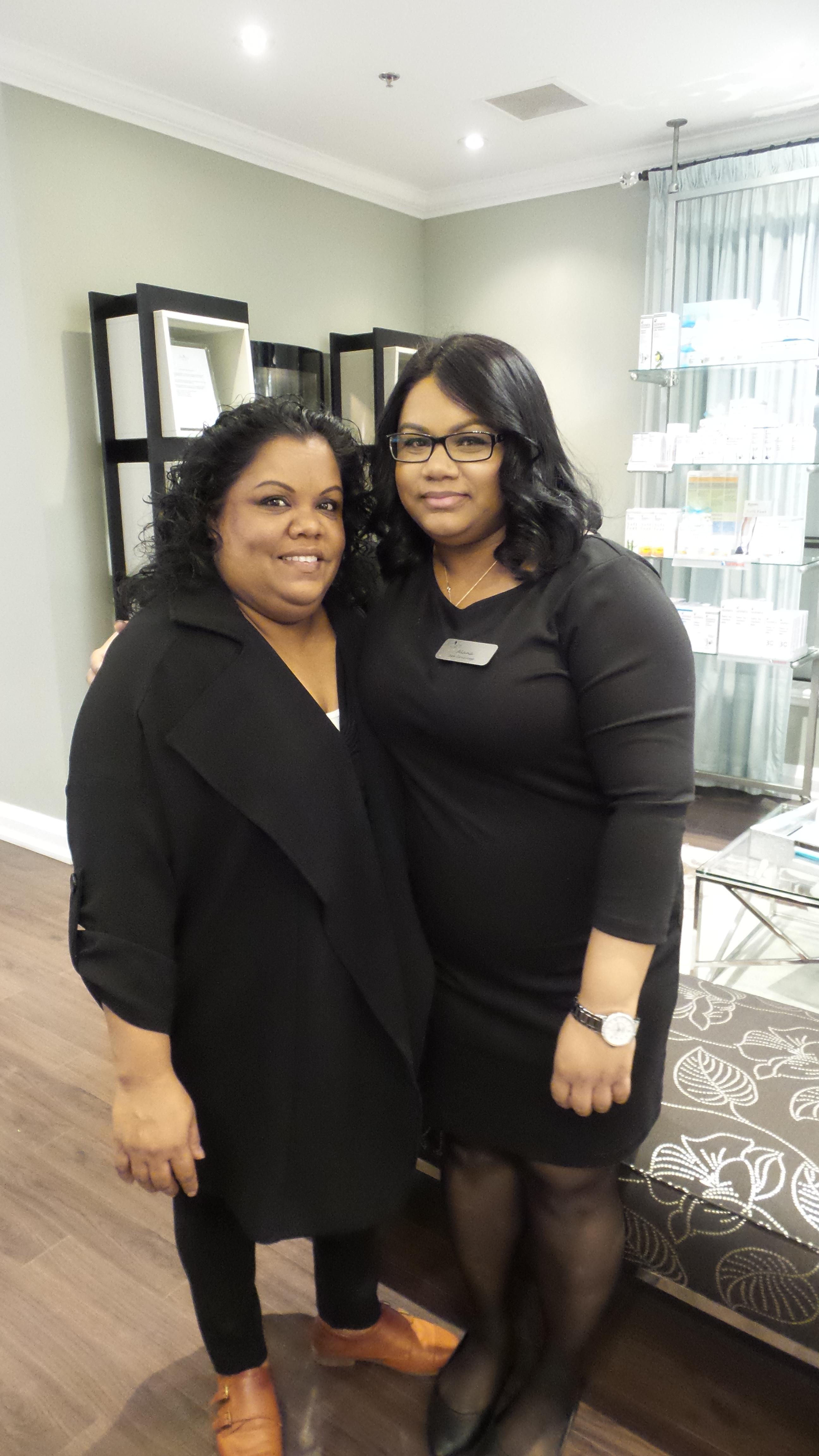 Alana & Michelle