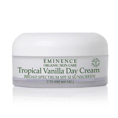 Eminence Organics Tropical Vanilla Day Cream SPF 32