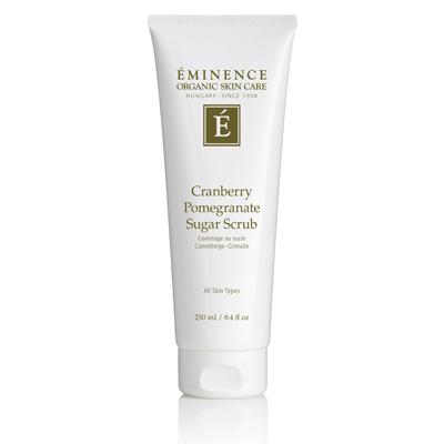 Eminence Organics Cranberry Pomegranate Sugar Scrub (All Skin Types)