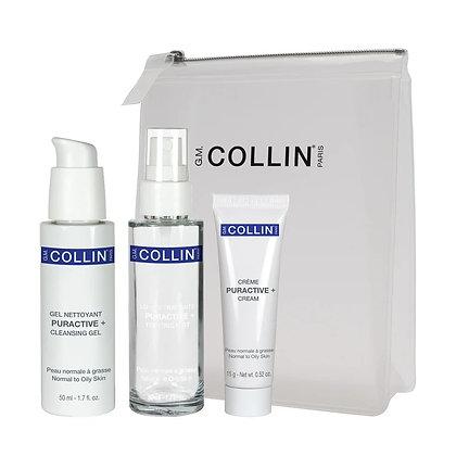 GM Collin Puractive+ Travel Set (Oily Skin)