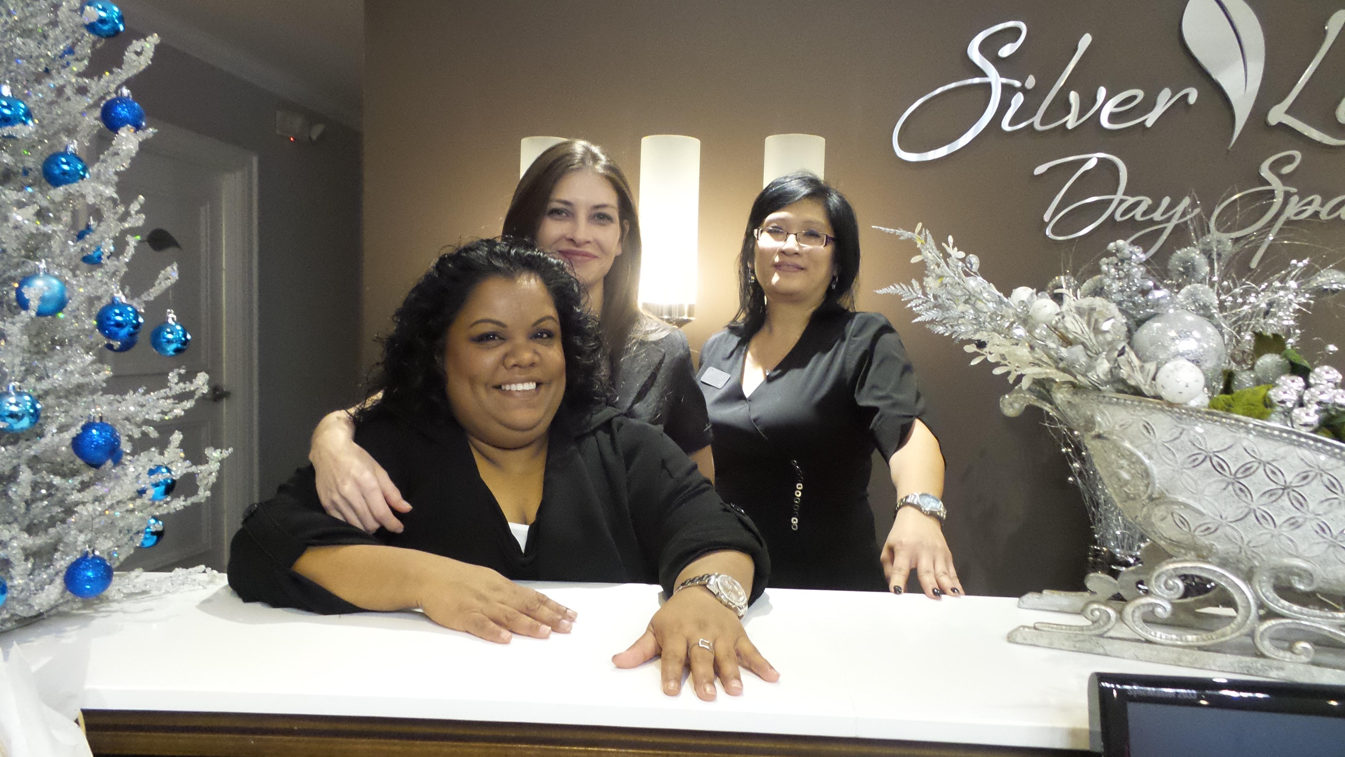 Michelle, Jazzy, Loni