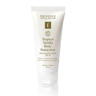 Eminence Tropical Vanilla Body Sunscreen SPF 32 (All Skin Types)