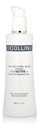 GM Collin Oxygen Puractive + Mild Cleansing Gel