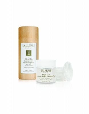 Eminence Organics Bright Skin Licorice Root Exfoliating Peel (Hyper-pigmentation