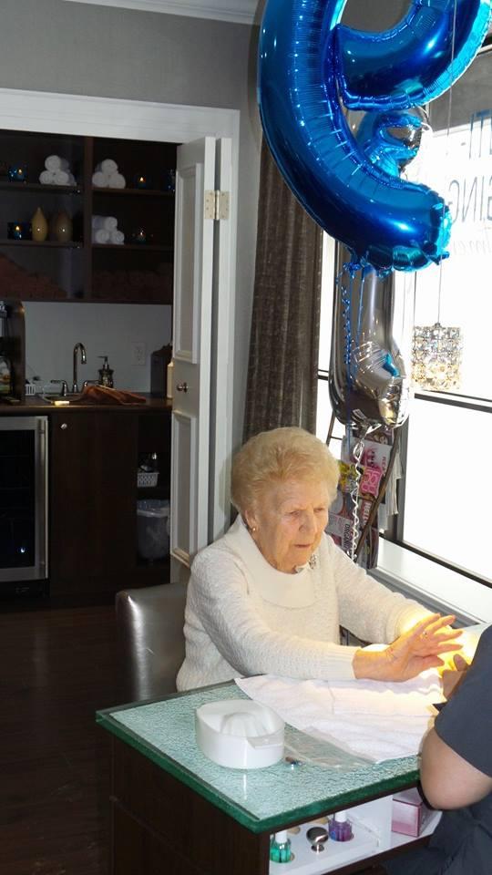 Happy 91st Elenore