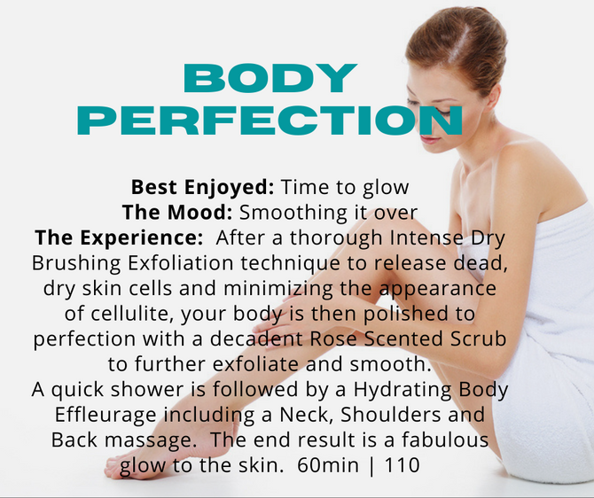 Body Perfection Promotion
