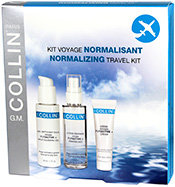 GM Collin Normalizing Travel Set (Oily Skin)