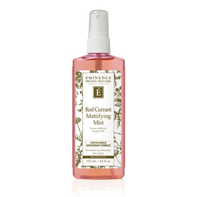 Eminence Organics Red Currant Mattifying Mist (Normal - Combination)