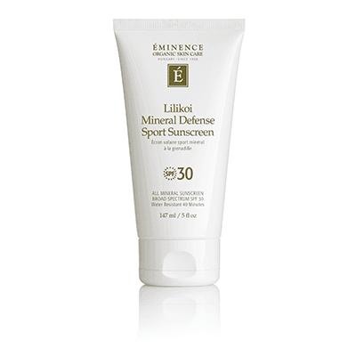 Eminence Organics - Lilikoi Mineral Defense Sport Sunscreen SPF 30