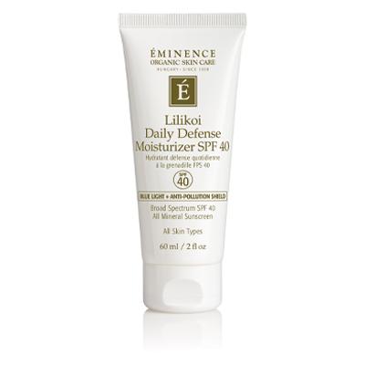 Eminence Organics - Lilikoi Mineral Defense Moisturizer SPF 40