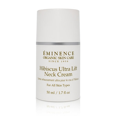 Eminence Organics Hibiscus Ultra Lift Neck Cream