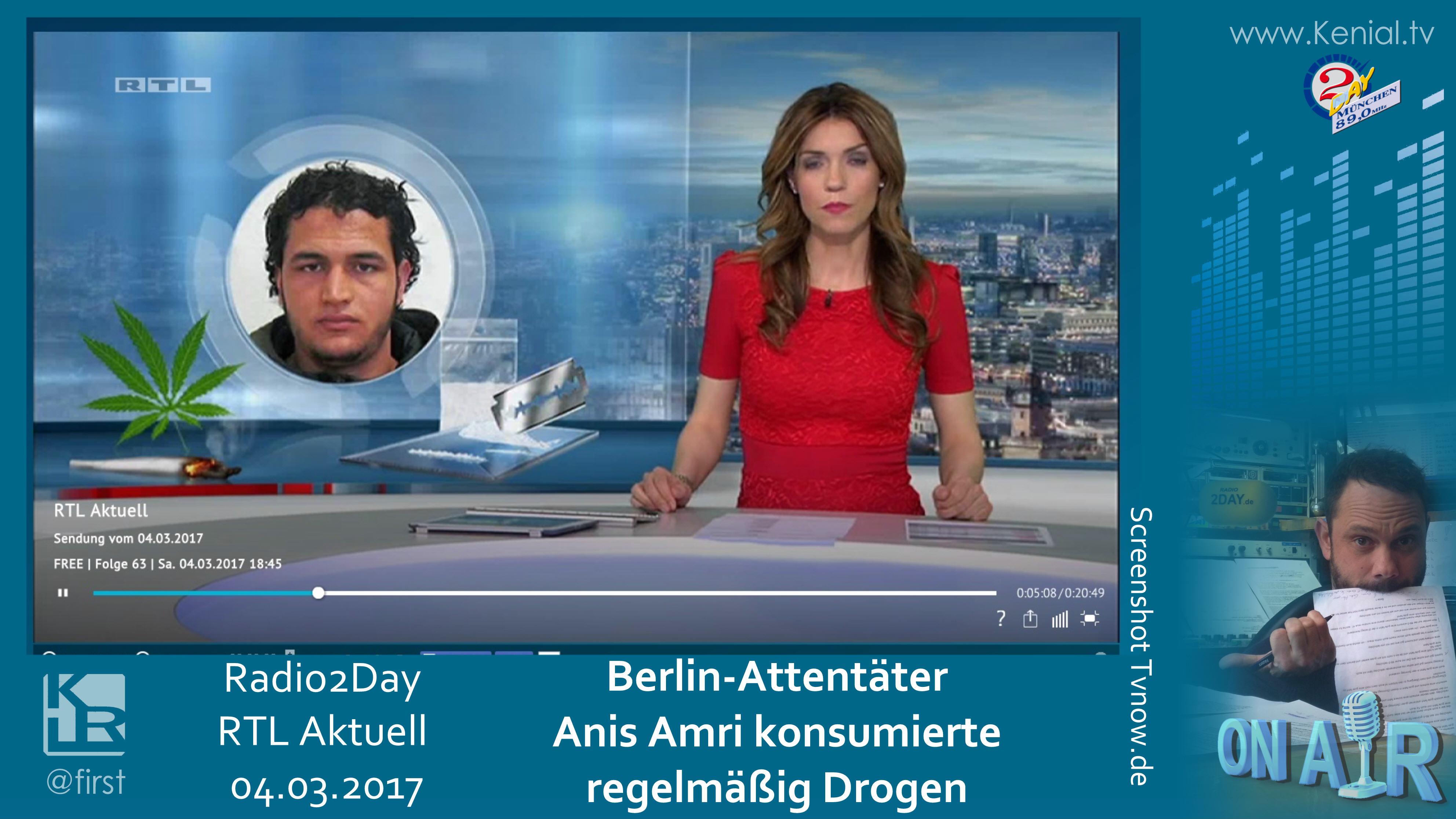 Berlin Attentäter Drogen