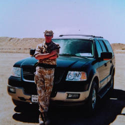Iraq - Commander UK National Support Element