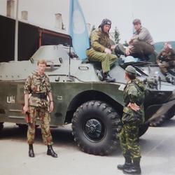 UN unit commander training