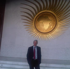 At the African Union