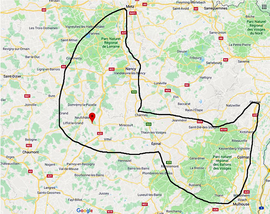 Secteur d'activité,Alsace,Lorraine